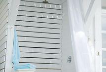 Home Decor - Outdoor Showers - Scrub A Dub Dub  / by Suzanne Barrow