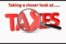 Ecommerce Taxes / Helpful information on filing taxes for small ecommerce businesses.  Tips and advice you need to know.