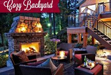 Outdoor Rooms We Love! / Great outdoor spaces to enjoy and inspire!