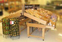 Bakery Display / Bakery Display Fixtures