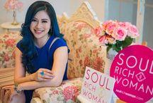 Inspiring Eunoia Women / Inspiring interview with passionate women in business