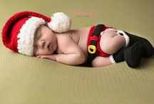 Christmas crochet / by Angie Gencay
