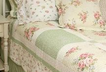 Green Shabby Chic