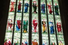 William Morris Stained Glass Windows
