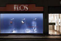 CB Xmas Window Display / Calvi Brambilla Christmas Window Display