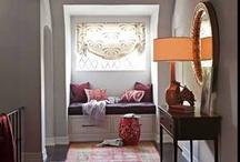 Layered Area Rugs / by Heather Standridge