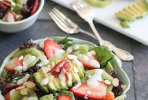 Salads, Salsa & Sauces