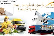#Dhl courier services - courier to #USA, Delhi, canada