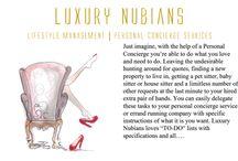Luxury Nubians