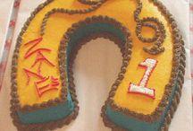Horseshoe Cake Ideas / by Brandy's Baking