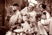Cooking with The Three Stooges / Real recipes with the added ingredient of humor & fun.