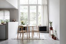 minimalist / minimalism, minimalistic living, scandinavian design, interior