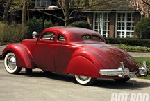 Hot Rods / by George Rimel