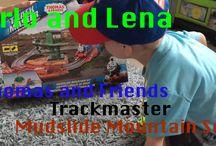 Arlo and Lena Play