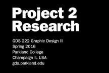 2016 SPRING GDS222 P2 / by Parkland GDS