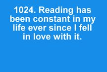 Books and all I want to read