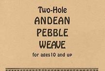 Andean Pebble Weave