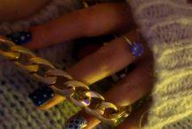 Nail Art :) / My own twist on nail designs