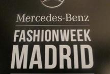 Mercedes-Benz Fashionweek Madrid