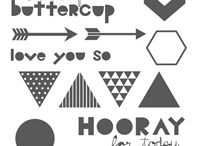 Stampin' Up! Products/Promotions