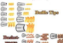 Cake Tools, Utensils & Supplies