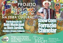 #Feira Cultural Bom Jardim