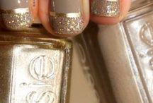 Wzory żelowe paznokcie