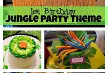 wild party theme