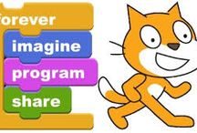 Computer Science Activities for Kids and Teens / Computer science learning activities and apps programming for kids and teens.