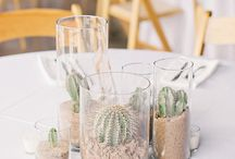 Desert at the Garden / Ideas to bring the Arizona lifestyle into your big day