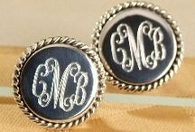 Monogrammed Obsessed / by Claudia Patterson