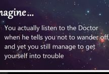 Doctor Who OC