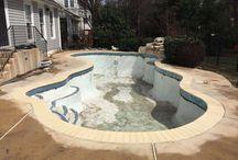Pool Renovation in Leesburg, VA