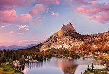 Yosemite National Park, California USA