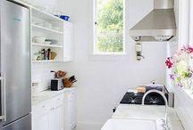 Small kitchens for garage reno