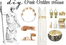 Hellas i september - toga party