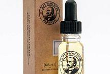 HAAR004 / Captain Fawcett Limited Beard Oil