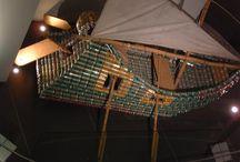 Improbabili imbarcazioni / Barche strane, pazze e fantasiose. Crazy boat