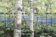 Landscape Quilts