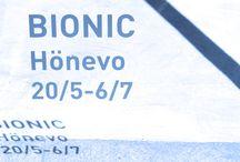 BIONIC - HONEVO