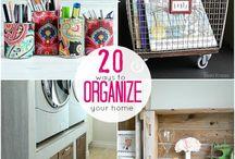 Get organised!