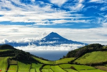 São Jorge Island, Azores / Long, narrow, relatively flat, and lightly settled, São Jorge is a perfect hiking destination. The lack of major roads, the open interior, and the abundance of trails makes São Jorge an idyllic hiking escape.