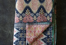 Fabrics gaore / I love fabrics and weaves and shawls and India is inspirational in that respect.
