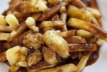 Poutine / by Michelle Murray