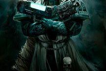Warhammer 40K, Art