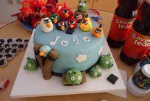 Angry Birds Party / Angry Birds party (festa Angry Birds)
