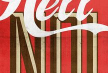 Typography / by Charles Brock