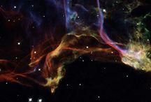 Pictures and illustrations from space - Billeder fra Rummet / Billeder fra diverse satelitter og andet