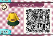 Animal Crossing QR