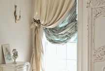 Curtain styles and Tips / Different ideas on how to 'dress' your windows